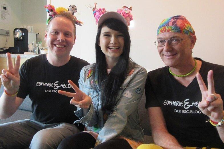 """Rückblick: ESC-Blog """"Euphorie und Helden"""" aus Stockholm 2016"""