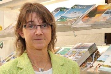 Simone Berthold aus Schellenberg kämpft um den Erhalt ihres Reisebüros.