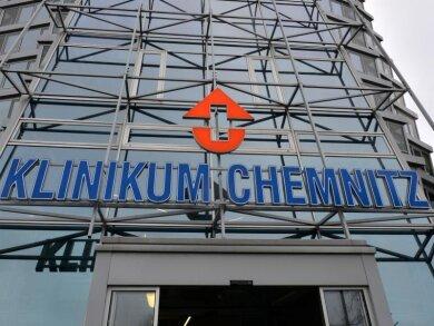 Blick auf den Standort Flemmingstraße des Klinikums in Chemnitz.