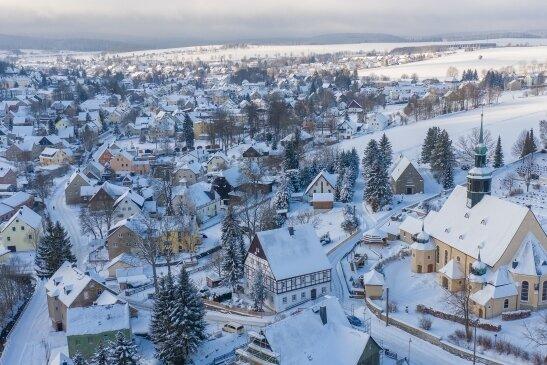 Durch Sterbefälle und Wegzug verlor die Gemeinde Crottendorf im vergangenen Jahr 69 Einwohner. Die Gesamtzahl sank unter 4000.