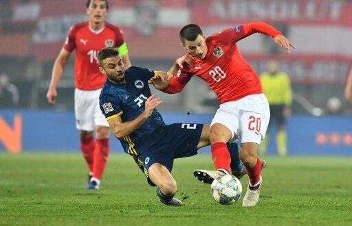 Österreich verbleibt in Liga B