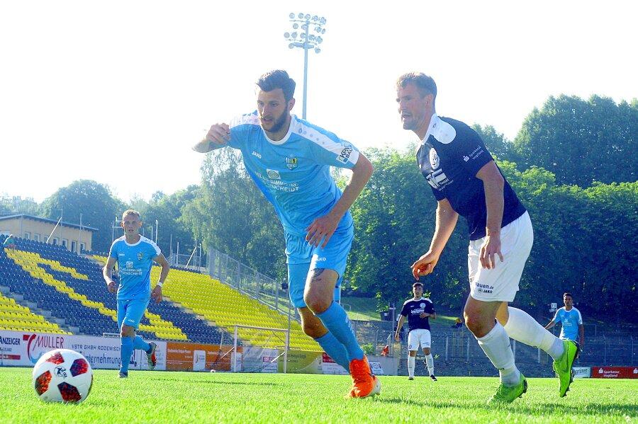 Chemnitzer FC siegt 8:1 im Testspiel gegen Plauen