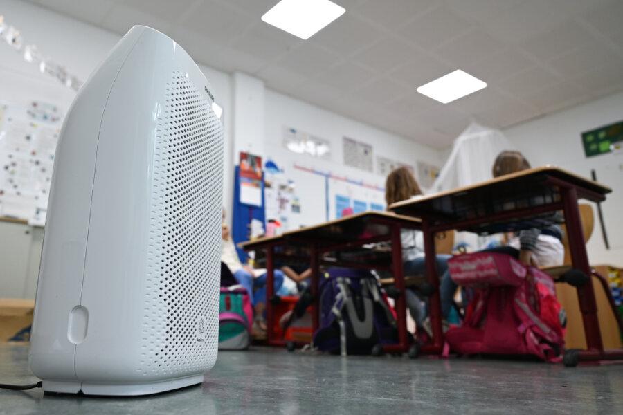 Nach Tests: Grundschule erhält statt mobiler nun stationäre Lüfter