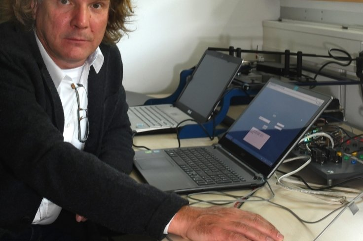 Dirk Labudde ist Professor für digitale Forensik an der Hochschule Mittweida. Er soll nun die Überwachungsvideos begutachten.