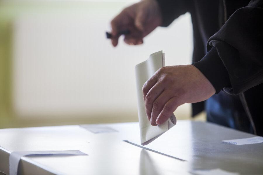 Großhartmannsdorf hat die Wahl