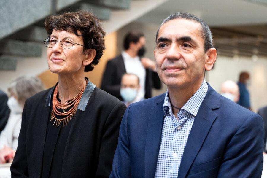 Newsblog Corona: Impfstoff-Entwickler von Biontech erhalten Paul-Ehrlich-Preis