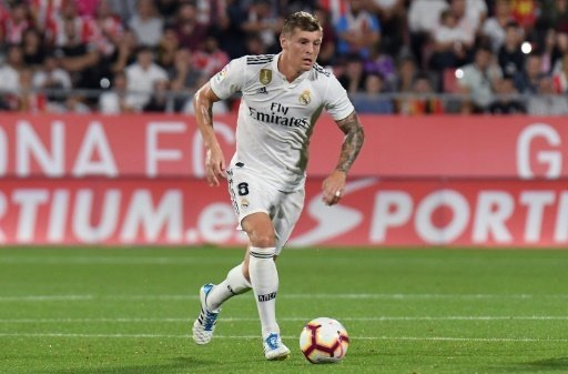 Toni Kroos startet mit Real Madrid im Halbfinale