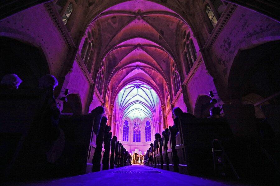 Schumann-Gala begeistert Publikum in Lukaskirche