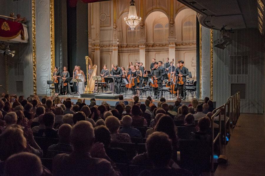 Sommer-Klassik par excellence: Jan Vogler & das Moritzburg Festival Orchester (12.08.)