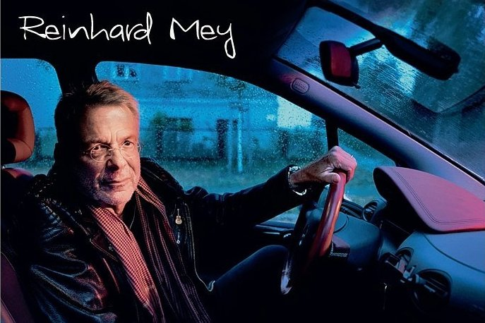 "Platz 16: Reinhard Mey - ""Das Haus an der Ampel"""