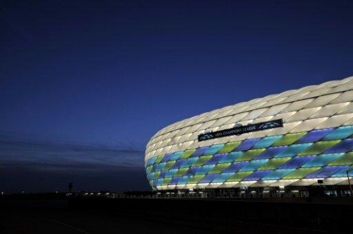 Das letzte Endspiel in der Allianz Arena fand 2012 statt