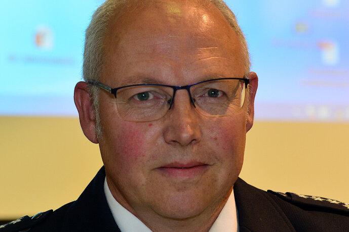 Ulrich Scherzer - Revierleiter
