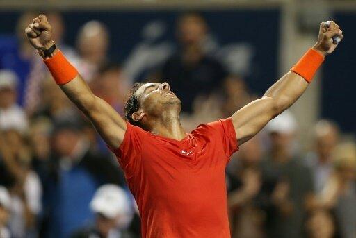 Rafael Nadal steht in Toronto im Halbfinale