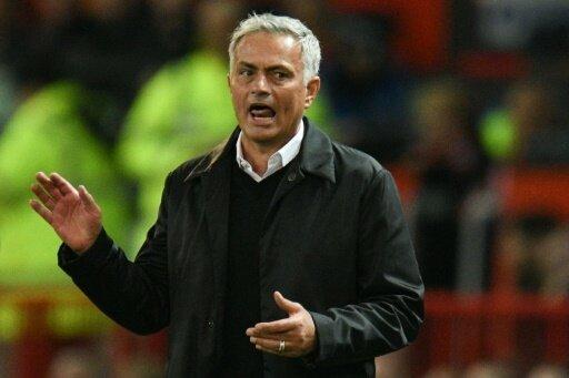 Jose Mourinho steht unter Druck