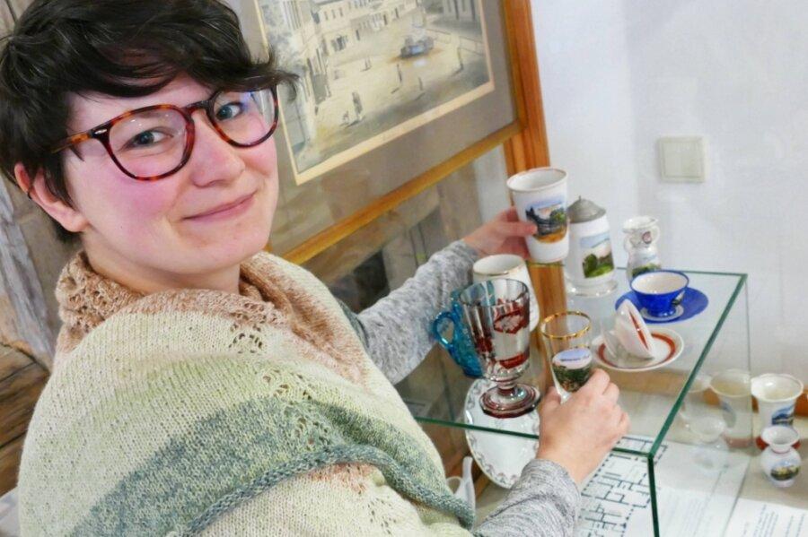 Verantwortlich für die Sammlung ist Museumspädagogin Sandra Dürschmied.