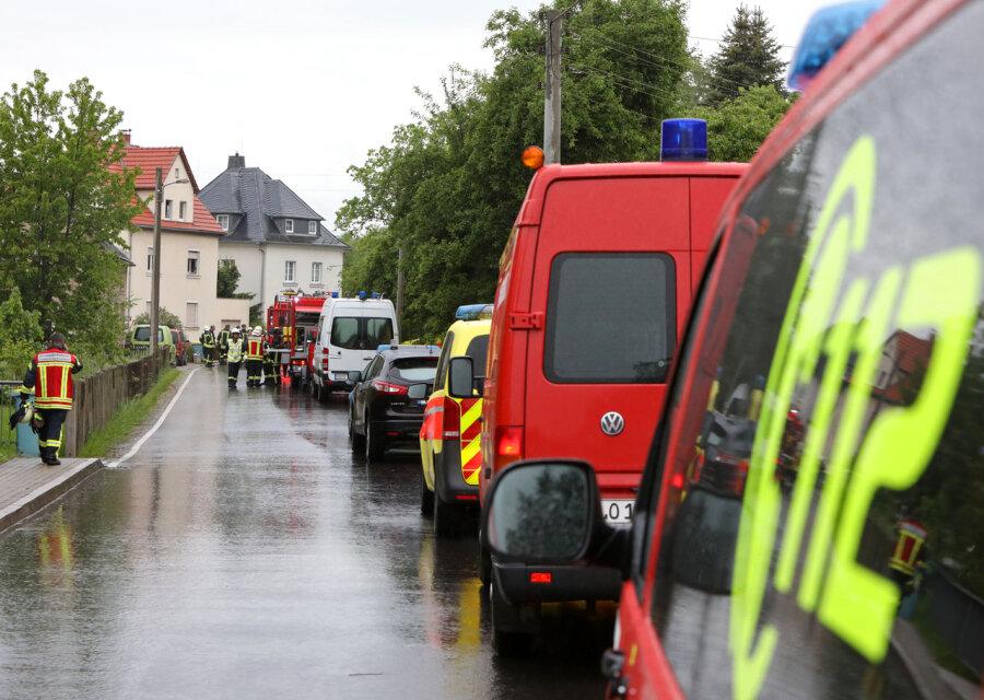16-Jähriger stirbt bei Brand in Langenchursdorf