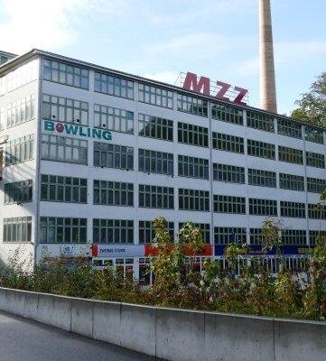 Auf zwei Etagen im MZ-Altwerk, jetzt Multizentrum Zschopau (MZZ), soll das Museum Platz finden.