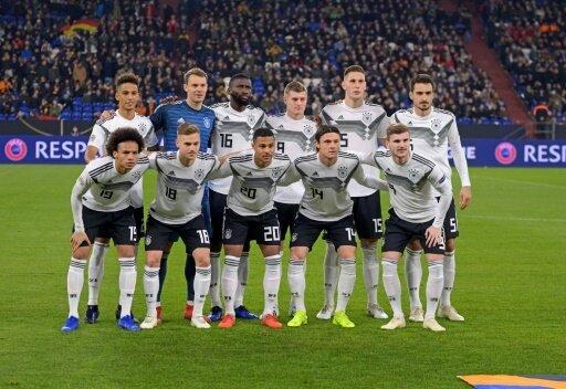 Mit einer Quote von 1,44 ist das DFB-Team Favourit