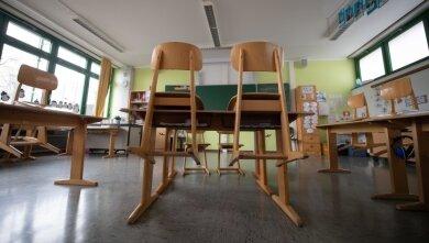 Ab Montag sind die Grundschulen im Kreis zu.