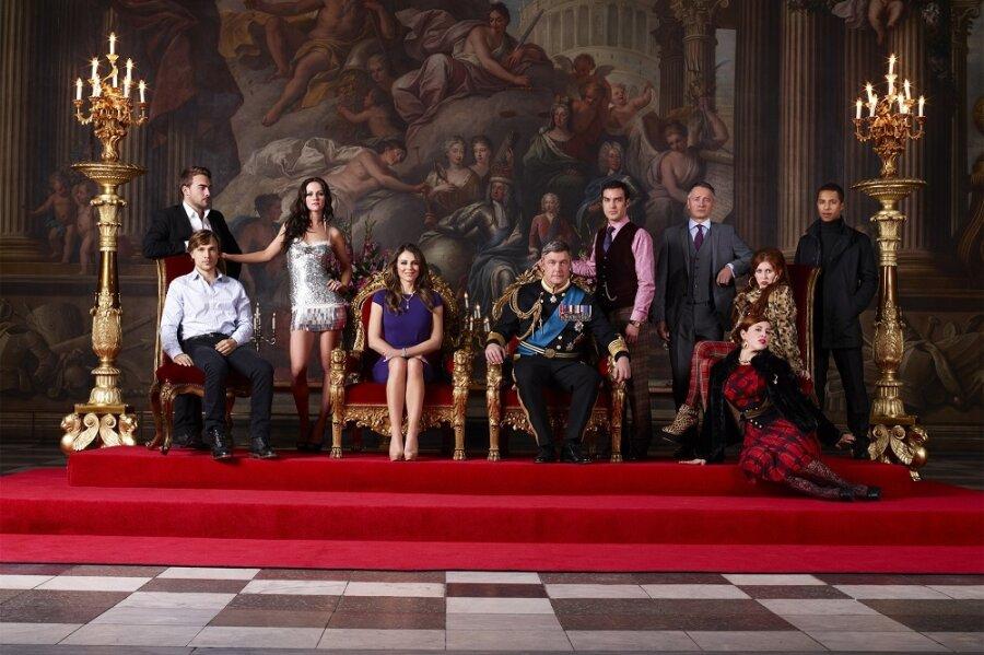 The Royals - Gesamtedition