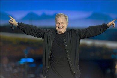 Herbert Grönemeyer ist ein Musiker, der die Bühne auch nutzt, um politische Botschaften auszusenden. Am 4. Juli wird er in Chemnitz sein.