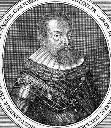 Johann Georg I., sächsischer Kurfürst
