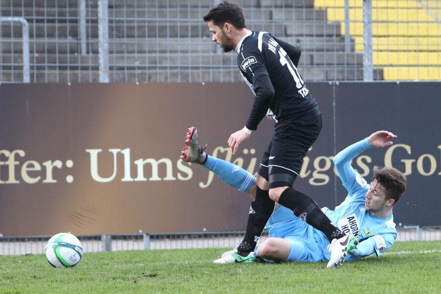 Der Chemnitzer FC unterlag am Samstag gegen den VfR Aalen - die sechste Auswärtsniederlage in Folge für die Himmelblauen.