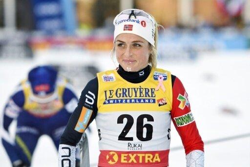 Therese Johaug meldet sich mit einem Sieg zurück
