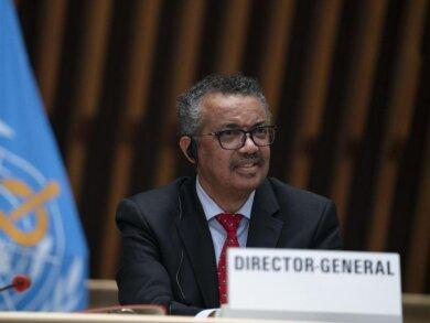 Der Generaldirektor der Weltgesundheitsorganisation, Tedros Adhanom Ghebreyesus, warnt im Kampf gegen die Coronavirus-Pandemie vor Nachlässigkeit.