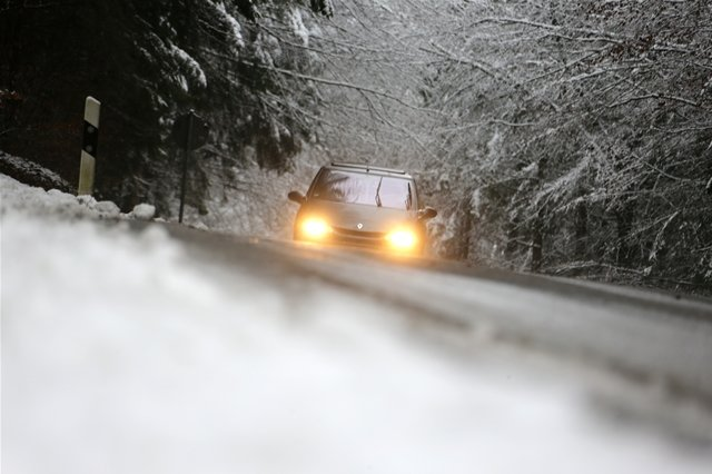 Auto-Wintercheck