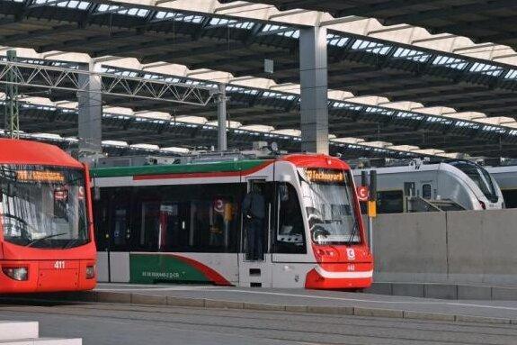 Mit der Straßenbahn nach Aue: Chemnitzer Modell wächst