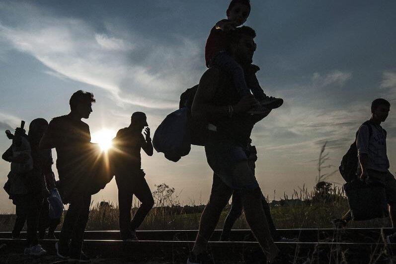Asyl: 81 Wohnungen außerhalb Freibergs