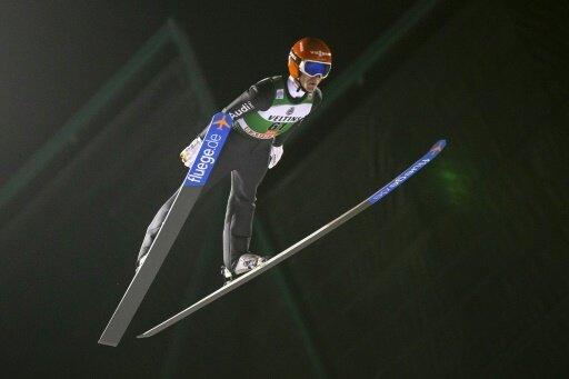 Stephan Leyhe landete auf dem achten Platz