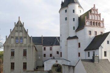 Hier gab's ein Gericht, aber auch Gefängnis, Verlies und Folterkammer: Schloss Schwarzenberg.
