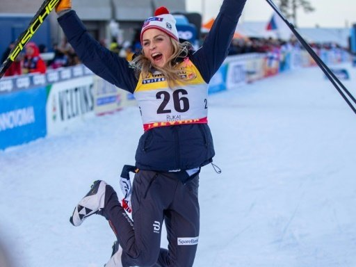 Therese Johaug gewinnt Mini-Tour in Lillehammer