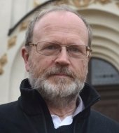Pfarrer Johannes Kaufmann - PfarramtsleiterChristus-Kirchspiel