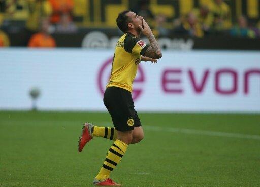 Alcacer schießt BVB zum Last-Minute-Sieg gegen Augsburg