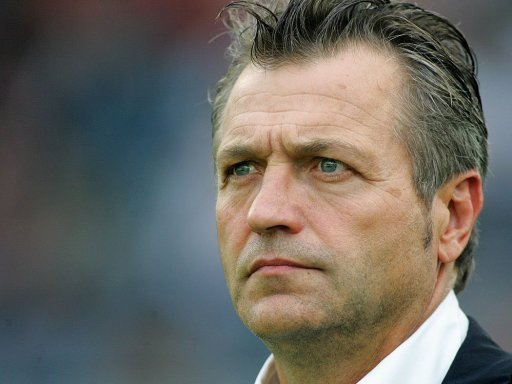 Nicht mehr Trainer der Viktoria: Wolfgang Jerat