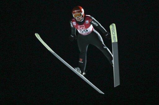 Katharina Althaus übernimmt die Führung im Gesamtweltcup