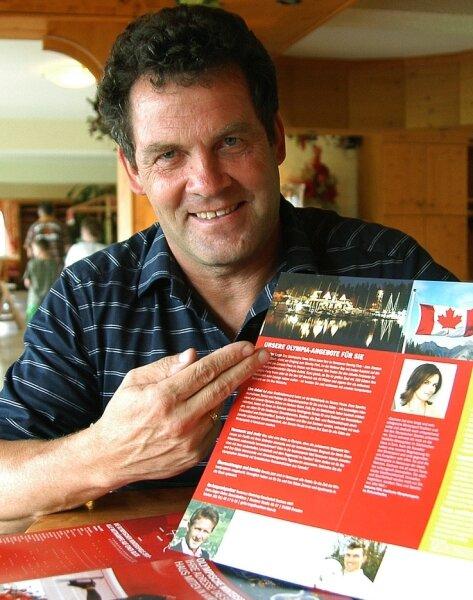 Nach Turin der zweite Streich: Jens Ellinger plant und organisiert alles, was im und am Sächsischen Haus bei den Olympischen Winterspielen vom 12. bis 28. Februar 2010 in Vancouver passiert.