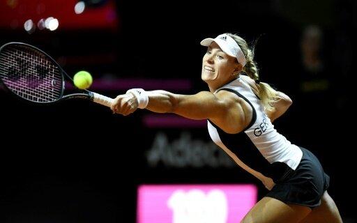 Angelique Kerber steht beim WTA-Turnier im Achtelfinale