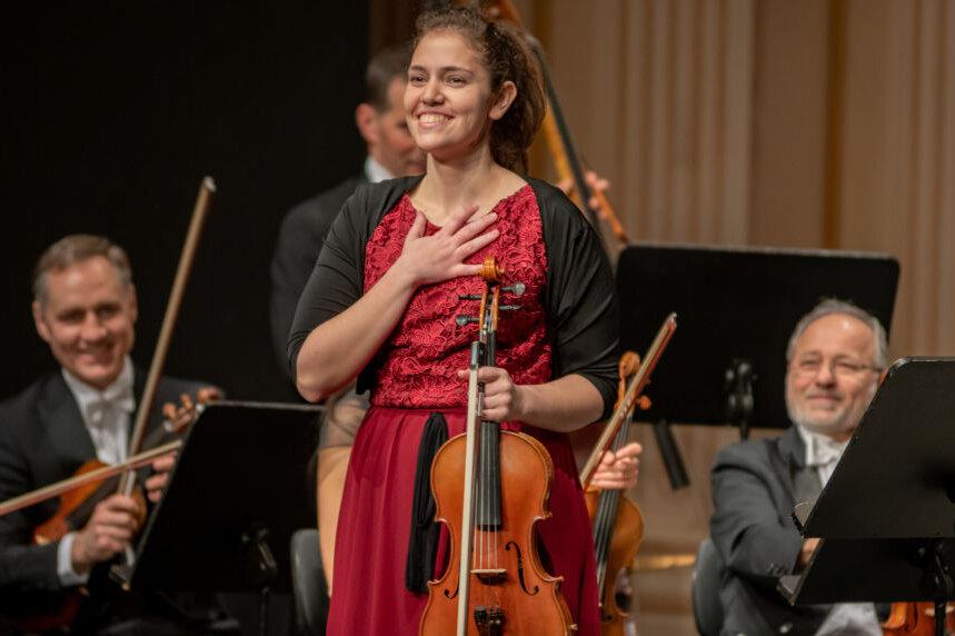Junge Meister & Wiener Klassik beim Symphoniekonzert (07.03.)