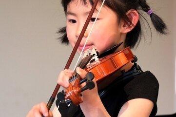 Im Konzert zu erleben: Geigerin Hao Rebecca Li.