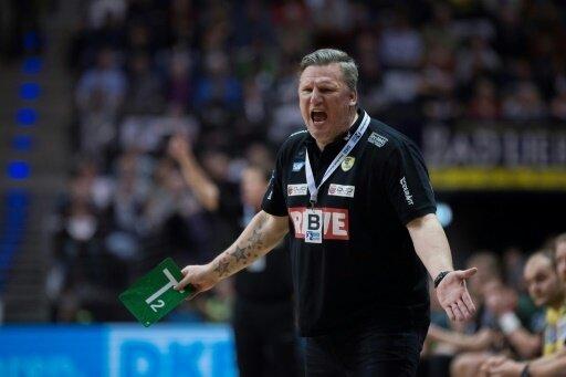 Jacobsen verlor mit seinem Team gegen Vardar Skopje