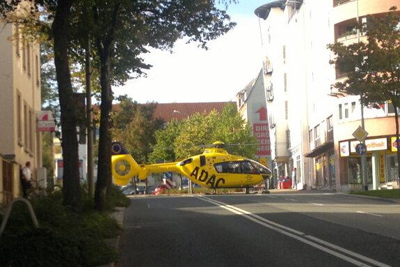 Plauen: Motorradfahrer stirbt nach Unfall