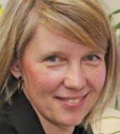 Cindy Krause - Geschäftsführerin der IHK Mittelsachsen