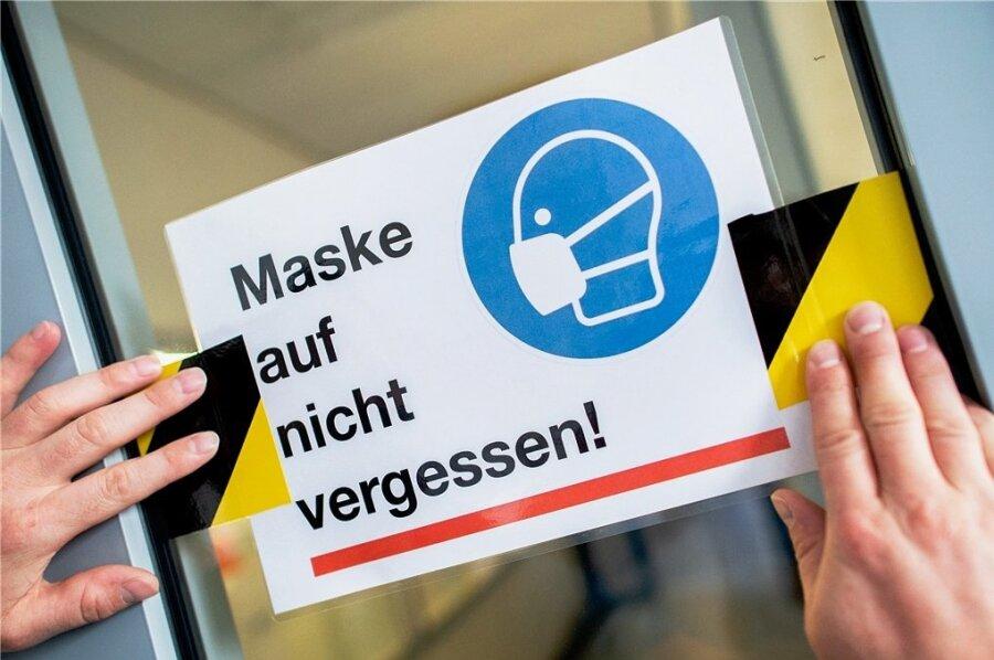 Kommunen verlangen neue Corona-Strategie für Sachsen
