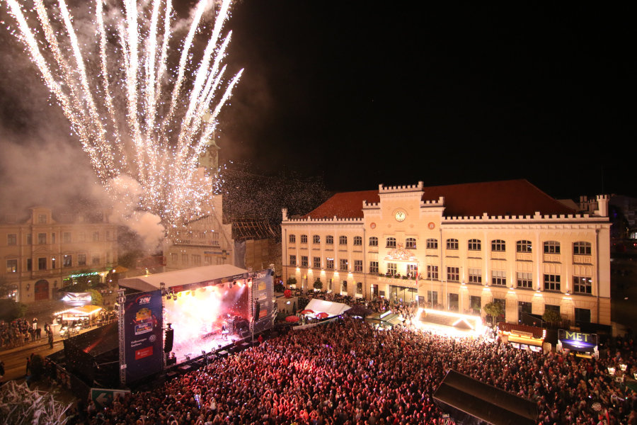 Willkommen zum 18. Stadtfest Zwickau