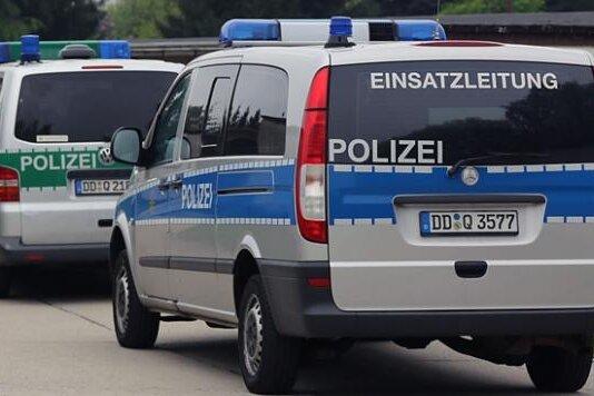 Polizei stoppt rechte Bürgerwehr in Mittelsachsen