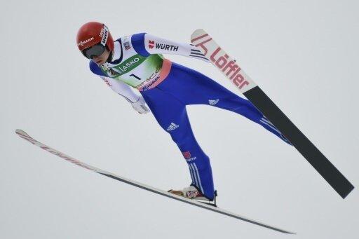 Karl Geiger sprang in Nischni Tagil auf Rang fünf